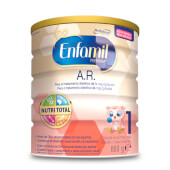 Enfamil 1 A.R. - Leche de iniciación para bebés con regurgitaciones