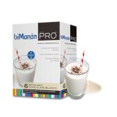 Empieza a controlar tu peso con Batidos Chocolate Blanco de Bimanán Pro.