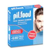 Pilfood Pack Energy Hombre + Champú Gratis - Anticaída