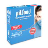 PILFOOD PACK ENERGY HOMBRE - Tratamiento capilar anticaída