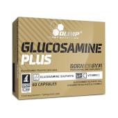 GLUCOSAMINA PLUS - OLIMP - Reforzada con vitamina C