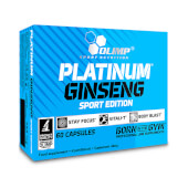 PLATINUM GINSENG SPORT EDITION - Olimp - Combate la fatiga