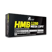 HMB 1250 MEGA CAPS - Olimp - Alta concentración