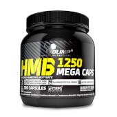 HMB 1250 MEGA CAPS - OLIMP - Contribuye a la síntesis proteica