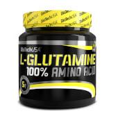 100% L-GLUTAMINA - Biotech USA - Favorece la recuperación