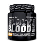 BLACK BLOOD NOX - BIOTECH USA - Fórmula pre-entreno