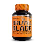 Brutal Blade es una fórmula termogénica con extractos herbales.