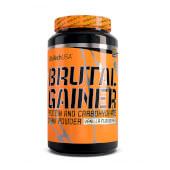 Brutal Gainer está formulada a base de proteínas y carbohidratos.