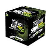 Energy Shot es una combinación líquida de carbohidratos con taurina y guaraná.