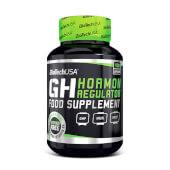 GH Regulador Hormonal ayuda a estimular de forma natural la hormona de crecimiento.