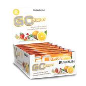 Go Energy Bar son unas barritas energéticas que optimizan el rendimiento.