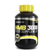 HMB 3000 de BioTech USA contribuye a la síntesis proteica.