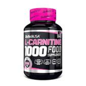 Con L-Carnitina 1000 favorece la utilización de grasas.