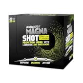 Magna Shot contribuye a un óptimo equilibrio electrolítico.