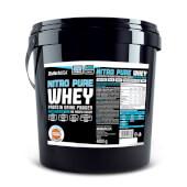 Nitro Pure Whey de Biotech USA te proporciona hasta 22g de proteína por batido.