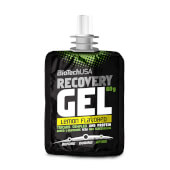 El Gel Recuperador de Biotech USA favorece la recuperación muscular.