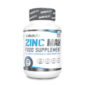 ZINC MAX - BIOTECH USA - Protege del estrés oxidativo