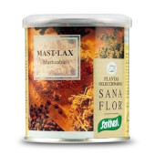 Sana Flor Mast-Lax Masticable - Santiveri - ¡Favorece el tránsito!