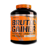 BRUTAL GAINER - BioTech USA - Con creatina y glutamina
