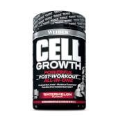 Cell Growth potencia el volumen muscular.