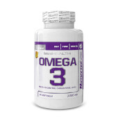 OMEGA 3 (NATURAL HEALTH) -  Nutrytec - ¡Con vitamina E!