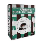 Obegrass Barritas Sustitutivas Chocolate y Café sustituyen o complementan una comida.