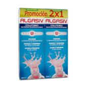 Algasiv Colutorio 2x1 mantiene la salud oral de personas con dentaduras postizas.