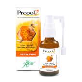 PROPOL2 EMF SPRAY ORAL - Aboca - ¡100% natural y sin gluten!
