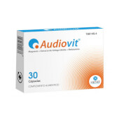 Audiovit 30 Caps - Salvat - Protege tu sistema auditivo
