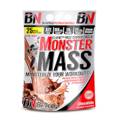 MONSTER MASS - Beverly Nutrition - Aumentador de peso