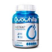 Ovowhite Instant no contiene gluten ni lactosa.