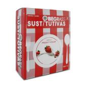 Obegrass Barritas Sustitutivas Fresa y Yogur sustituyen o complementan una comida.