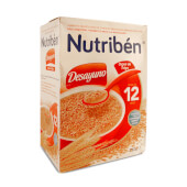 DESAYUNO COPOS DE TRIGO - Nutribén - +12M