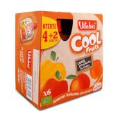 Vitabio Cool Fruits Manzana, Melocotón y Albaricoque + Acerola