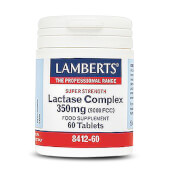 LACTASA COMPLEX 350mg - Lamberts - Apto para vegetarianos