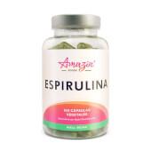 La Espirulina de Amazin' Foods es un superalimento fuente de proteínas.