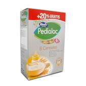 Pedialac Papilla 8 Cereales - Hero Baby Pedialac - ¡20% Gratis!