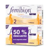 FEMIBION PRONATAL 2 DUPLO (50% Segunda Unidad) - Con DHA