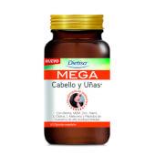 MEGA CABELLO Y UÑAS - DIETISA - Con vitaminas y minerales