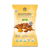 SaSaNa Biltong Virutas de Pollo Sabor Curry -  Snack proteico