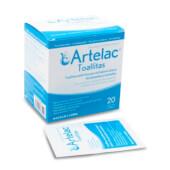 Artelac Toallitas - Bausch+Lomb - Suavidad y limpieza natural