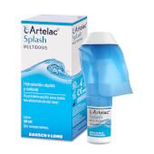 Artelac Splash Multidosis - Bausch+Lomb - Lubricante lagrimal