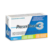 PRESERVISION 3 - Bausch+Lomb - ¡Con omega 3!