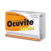 OCUVITE LUTEIN - Bausch+Lomb - ¡Salud ocular!
