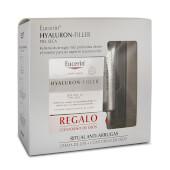 Hyaluron Filler Crema de Día Piel seca + Contorno de ojos - Eucerin