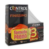 Control Finissimo + Control Non Stop de Regalo - ¡Formato promo!