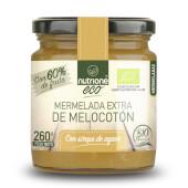 Mermelada Extra de Melocotón Bio - Nutrione Eco - ¡Deliciosa!