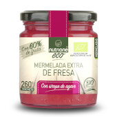MERMELADA EXTRA DE FRESA BIO - Nutrione Eco - ¡Deliciosa!