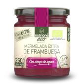 Mermelada Extra de Frambuesa Bio - Nutrione Eco - ¡Deliciosa!