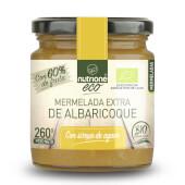 MERMELADA EXTRA DE ALBARICOQUE BIO - Nutrione Eco